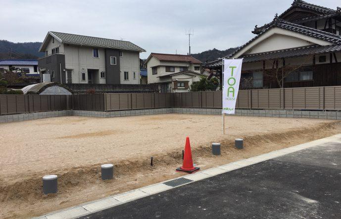 ガーデンコート海田東 5号地【予約中】